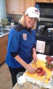 Chef Pamela Anne